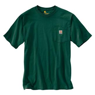 Carhartt Workwear Pocket T-Shirt Hunter Green