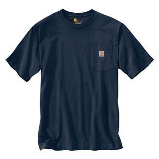 Carhartt Workwear Pocket T-Shirt Navy