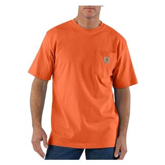 Carhartt Workwear Pocket T-Shirt Orange