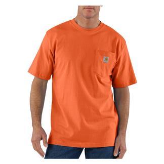 Carhartt Workwear Pocket T-Shirt Orange