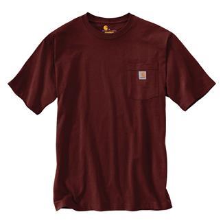 Carhartt Workwear Pocket T-Shirt Port