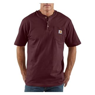 Carhartt Workwear Pocket Henley Port