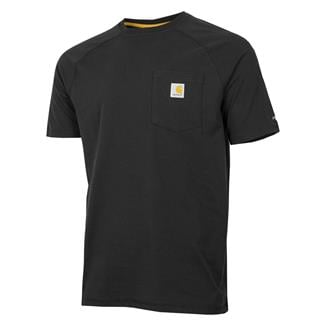 Carhartt Force Delmont T-Shirt Black