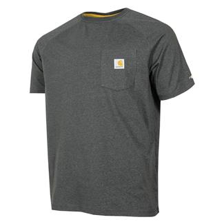 Carhartt Force Delmont T-Shirt Carbon Heather