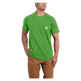 Carhartt Force Delmont T-Shirt Foliage