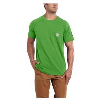 Carhartt Force Delmont T-Shirt Foliage
