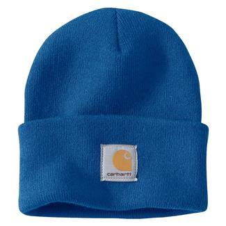 Carhartt Acrylic Watch Hat Cobalt Blue