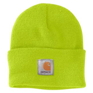 Carhartt Acrylic Watch Hat Brite Lime