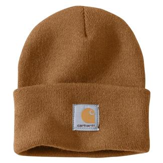 Carhartt Acrylic Watch Hat Carhartt Brown