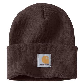 Carhartt Acrylic Watch Hat Dark Brown