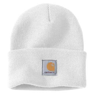 Carhartt Acrylic Watch Hat White