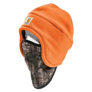 Carhartt 2 In 1 Fleece Headwear Brite Orange