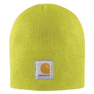 Carhartt Acrylic Knit Hat Brite Lime