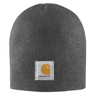 Carhartt Acrylic Knit Hat Coal Heather