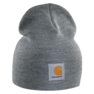 Carhartt Acrylic Knit Hat Heather Gray