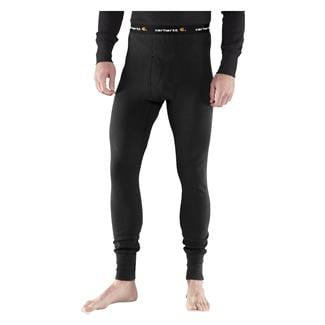 Carhartt Base Force Cotton Super-Cold Weather Bottom Black