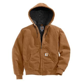Carhartt Sandstone Active Jacket Carhartt Brown