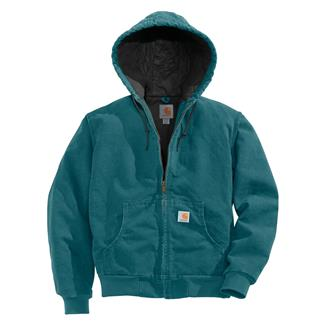 Carhartt Sandstone Active Jacket Dark Teal