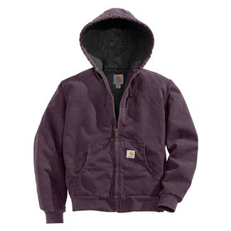 Carhartt Sandstone Active Jacket Dusty Plum