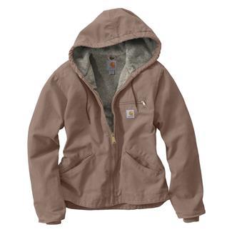 Carhartt Sandstone Sierra Jacket Taupe Gray