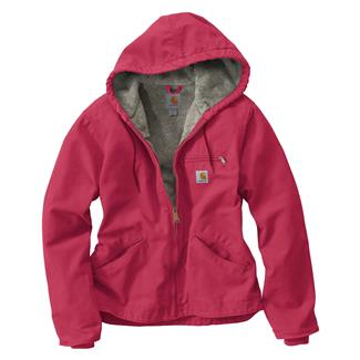 Carhartt Sandstone Sierra Jacket Crab Apple