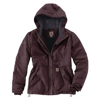 Carhartt Full Swing Cryder Jacket Deep Wine
