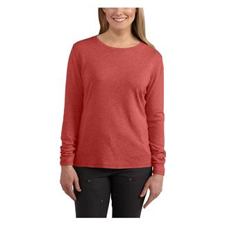 Carhartt Long Sleeve Calumet T-Shirt Wild Rose Heather