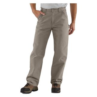 Carhartt Washed Duck Work Dungaree Pants Desert