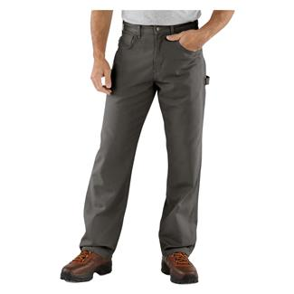 Carhartt Canvas Carpenter Jeans Charcoal