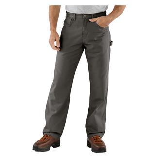 Carhartt Canvas Carpenter Jeans Charcoal