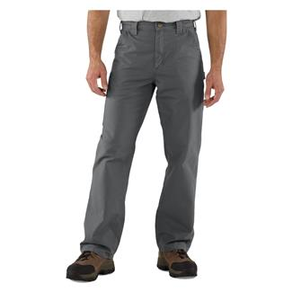 Carhartt Canvas Work Dungaree Pants Fatigue