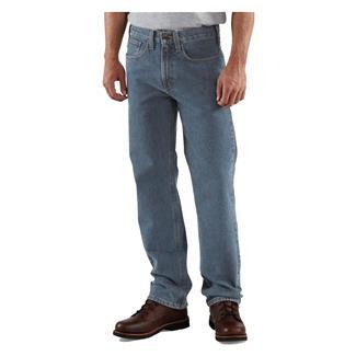 Carhartt Traditional Fit Straight Leg Jeans Deepstone