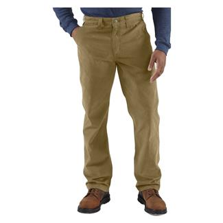 Carhartt Rugged Work Khaki Pants Dark Khaki