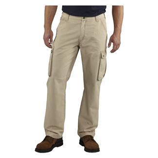 Carhartt Rugged Cargo Pants Tan