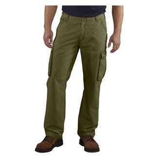 Carhartt Rugged Cargo Pants Army Green