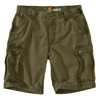 Carhartt Rugged Cargo Shorts Army Green