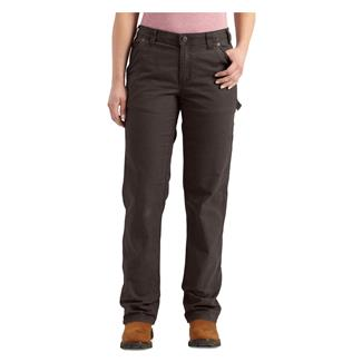 Carhartt Original Fit Crawford Pants Dark Brown