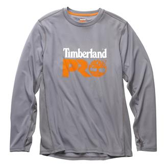 Timberland PRO Wicking Good Long Sleeve Logo T-Shirt Wild Dove