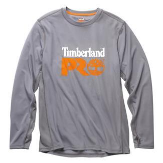 Timberland PRO Wicking Good Long Sleeve Logo T-Shirt Wild Dove
