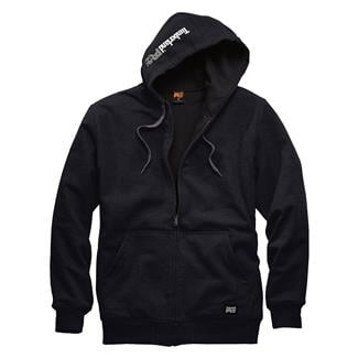Timberland PRO Double Duty Full Zip Sweatshirt Jet Black