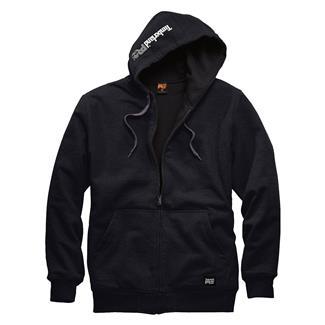 Timberland PRO Double Duty Full Zip Sweatshirt Jet Black