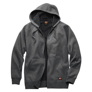 Timberland PRO Downdraft Thermal-Bonded Full Zip Sweatshirt Charcoal Heather