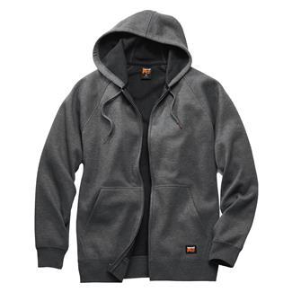 Timberland PRO Downdraft Thermal-Bonded Full Zip Sweatshirt Charcoal Heather