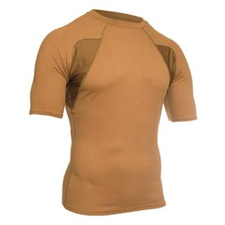 Blackhawk Engineered Fit SS Mock Collar Coyote Tan
