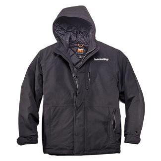 Timberland PRO Split System WaterPROof Insulated Jacket Jet Black