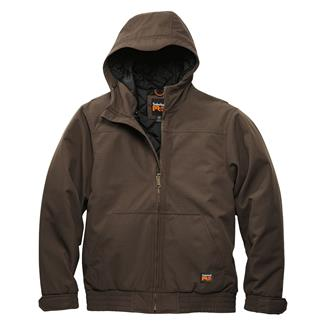 Timberland PRO Split System Insulated Jacket Dark Brown