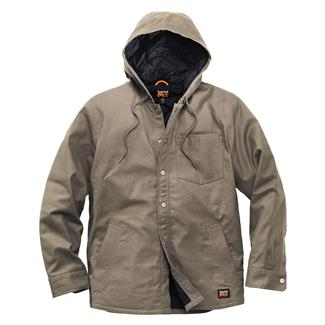 Timberland PRO Insulated Hooded Shirt Jacket Timber