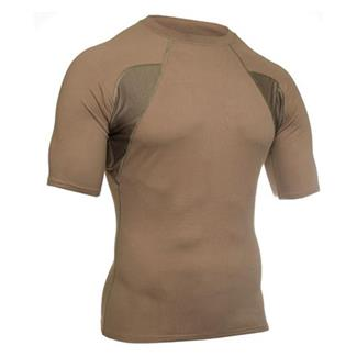 Blackhawk Engineered Fit SS Mock Collar Foliage Green
