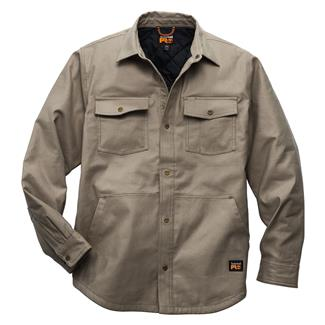 Timberland PRO Insulated Shirt Jacket Timber