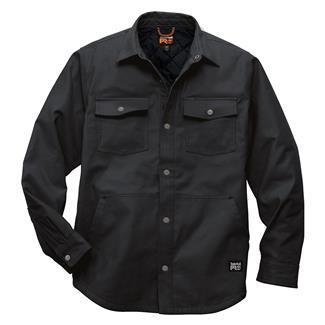 Timberland PRO Insulated Shirt Jacket Jet Black